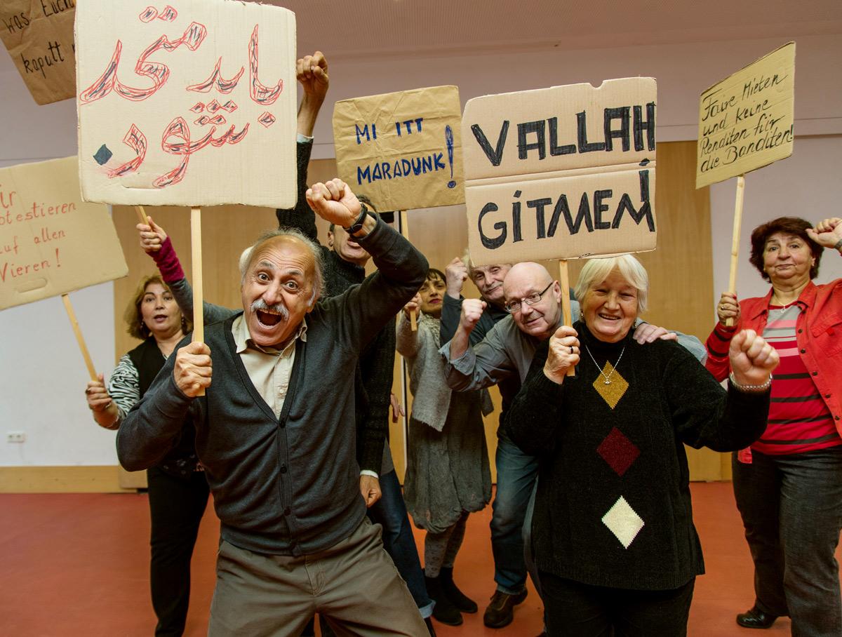 Die Sultaninen – Seniorentheatergruppe